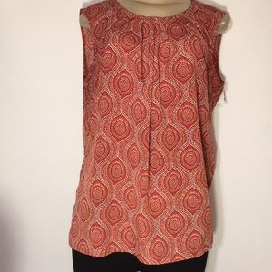 Merona women's Blouse size x large made in China